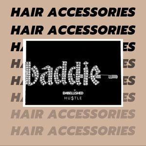 BADDIE HAIR PIN